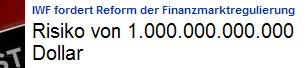 Screenshot von sueddeutsche.de